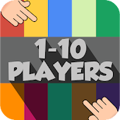 Faster Finger - 10 Players