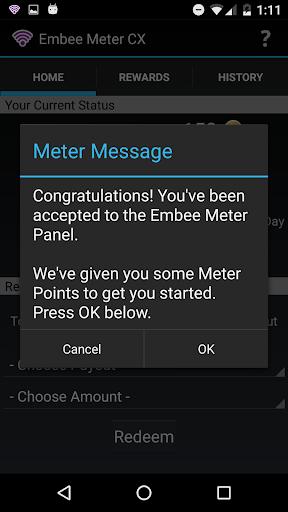 Embee Meter CX 1.5.2 screenshots 2