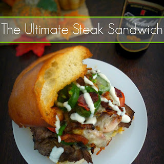 The Ultimate Steak Sandwich