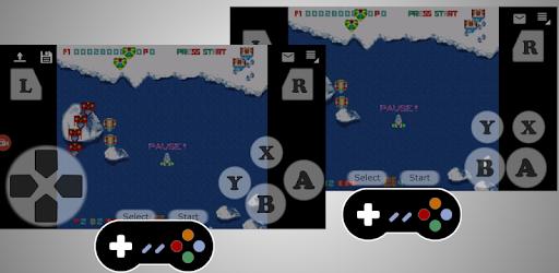 Multi Snes9x (beta multiplayer SNES emulator) - Apps on Google Play