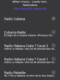 Kuba Radio FM zdarma - náhled