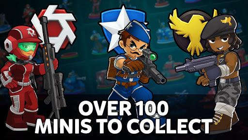 Mini Guns - Omega Wars 1.0.17 screenshots 5
