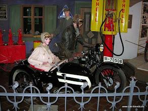 Photo: Slot Augustusburg. Motormuseum.