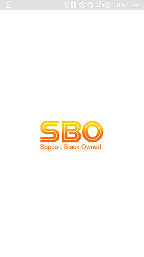 Support Black Owned- screenshot