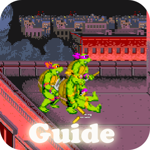 Guide for Ninja Turtles