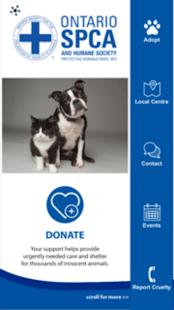 Ontario SPCA - náhled