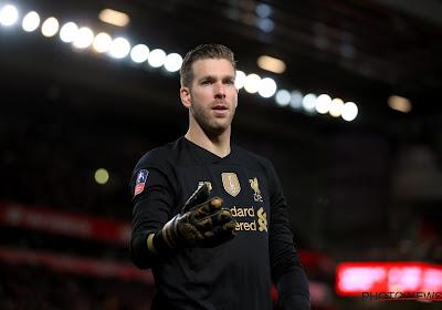 Gert Verheyen zag dat doelman Adrian Liverpool de Champions League kostte