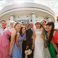 Wedding photographer Maksim Batalov (batalovfoto). Photo of 07.01.2016