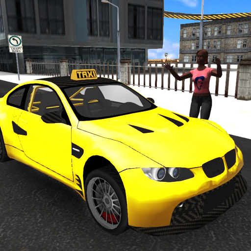 City Taxi Driving Simulator 3D 模擬 LOGO-玩APPs