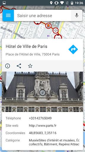 NavMeTo GPS Truck Navigation pt-1.2.2 screenshots 7