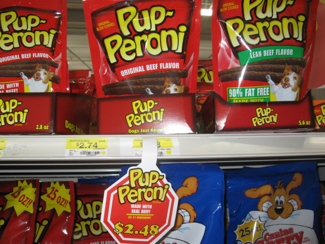 Photo: And look at that price! $2.48 for the package!! Great deal!