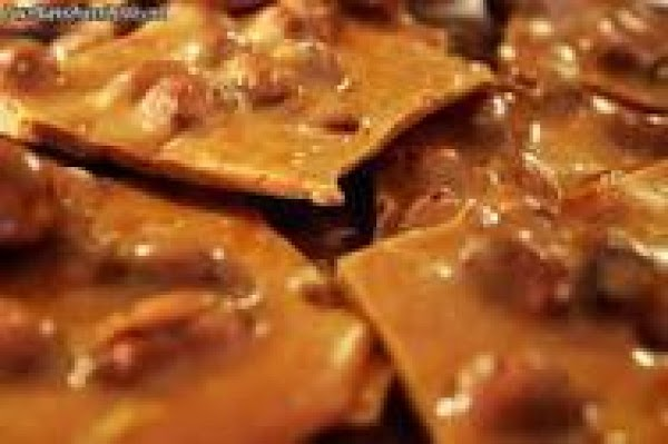 Microwave Peanut Brittle Recipe