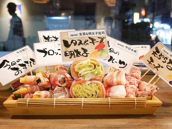 創作串燒野崎 - 台北東區日式居酒屋,多種正統日式特色小食獨賣,不止裝潢、餐點,就連服務也極日式,一秒置身在日本
