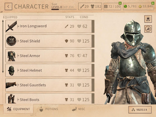 The Elder Scrolls: Blades Asia 1.6.3.1 screenshots 13