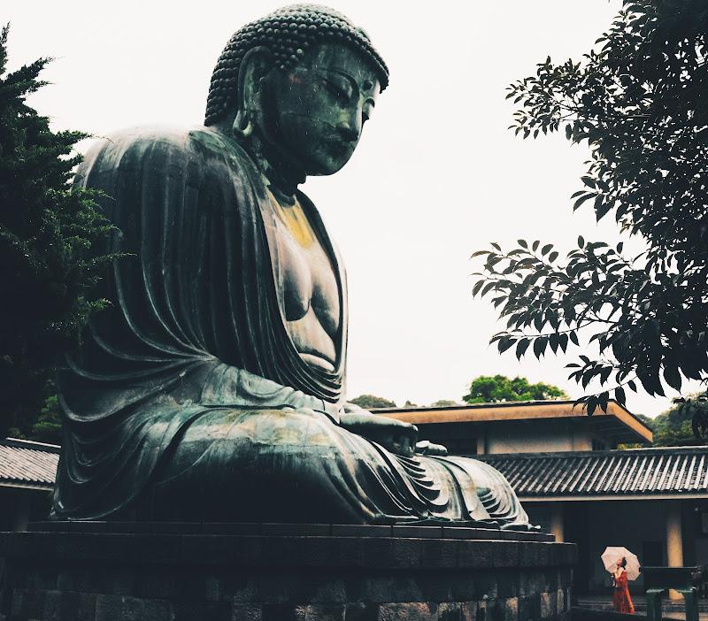 Il Budda Gigante e la Fanciulla di Eleonork