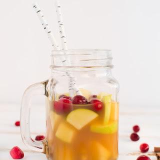 Autumn Bounty Cider Sangria