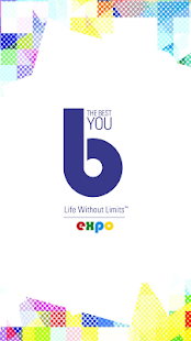 The Best You EXPO App - náhled