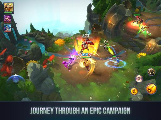 Dungeon Hunter Champions: Epic Online Action RPG (Unreleased)  screenshots 12
