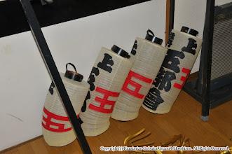 Photo: 【平成23年(2011) 宵々宮】  傷んでいた四隅の桶型提灯も新調。