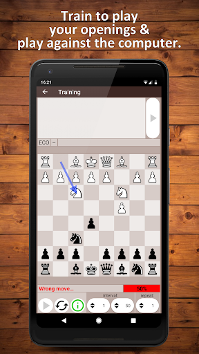 Chess Openings Trainer Free - Build, Learn, Train apkpoly screenshots 6
