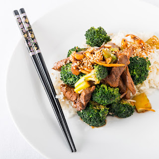 Stir Fry With Beef Cubes Recipes