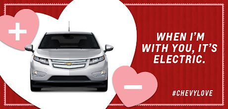 Photo: Share your favorite Valentine's Day Card with your Valentine and spread the #Chevylove!