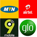 Ussd Codes for Nigerian Networks & Banks (Spogam) icon