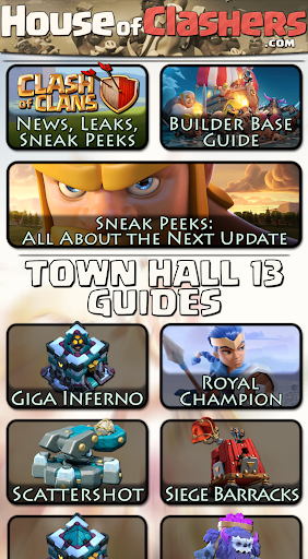 Guide for Clash of Clans CoC Apk 1