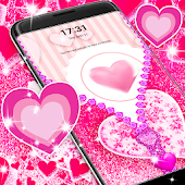 Pink Lock Screen Android APK Download Free By Lock Screen Themes