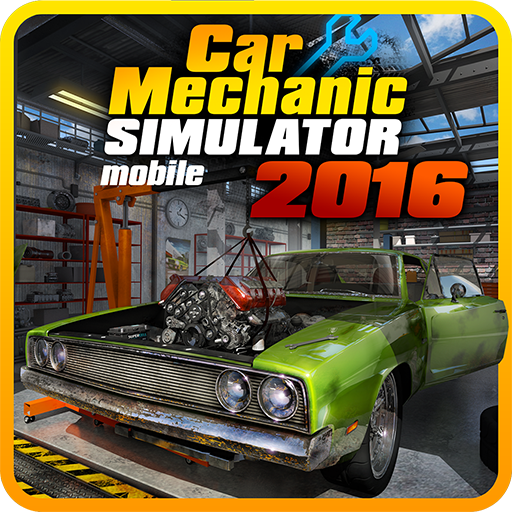 Car Mechanic Simulator 2016 模擬 App LOGO-硬是要APP