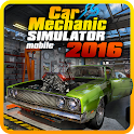 Car Mechanic Simulator 2016 icon