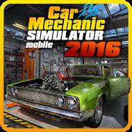 Car Mechanic Simulator 2016 [Мод: много денег]