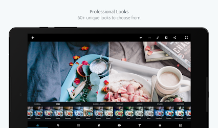 دانلود Adobe Photoshop Express:Photo Editor Collage Maker