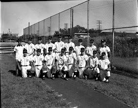 Photo: 1964 Colt League Mussers Sports