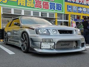 ステージア WHC34 RB25改 RS 2000年のカスタム事例画像 ☆tetsu☆さんの2018年08月19日19:32の投稿