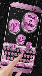 Pink & Glitter - náhled