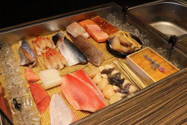 超精緻無菜單日式料理│水木町 板前·鍋物│新鮮美味海鮮很好吃,價格平價,讓人會想回訪的店! -台南女孩凱莉吃透透