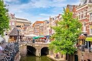 Старый канал в Утрехте