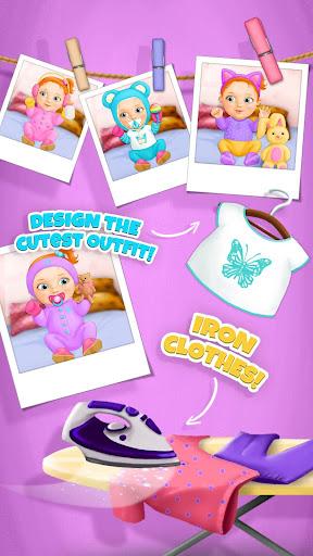 Sweet Baby Girl Daycare 5 - Newborn Nanny Helper  screenshots 8