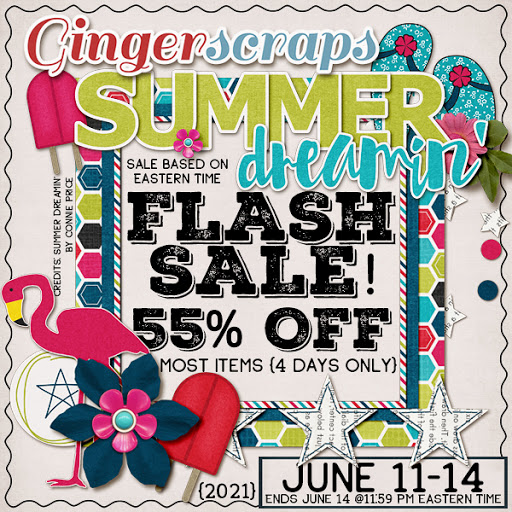 New template pack and 55 % Summer Dreamin' Sale