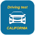 Practice driving test for CA icon