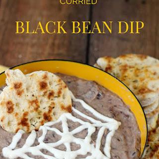 Curried Black Bean Dip