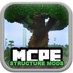 Structure Mods For MCPE