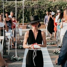 Fotografo di matrimoni Valentina Jasparro (poljphotography). Foto del 22.08.2019