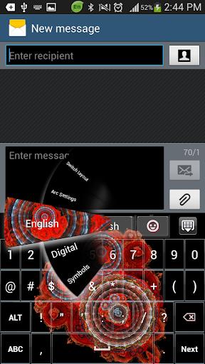 玩個人化App|フラクタルGOキーボードHD免費|APP試玩
