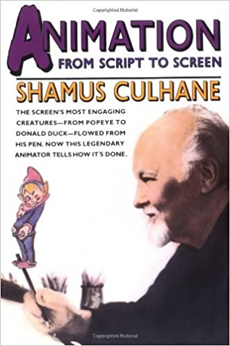 Animation: From Script to Screen book