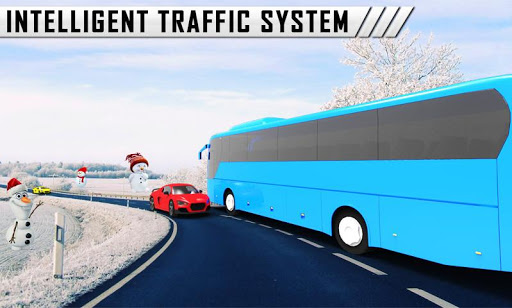 China Public Coach Bus Simulator Driving Zone 1.0.3 screenshots 3