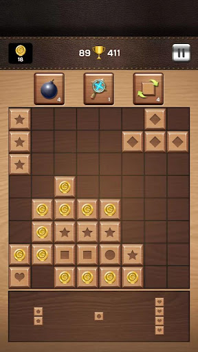 Screenshots von Wood Block Match 10