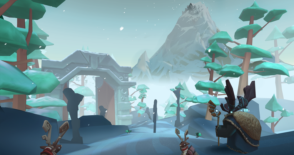 Frostbound- screenshot