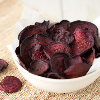 Best-Ever Beet Chips Recipe